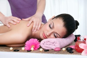 Massage At A Pamper Parties East London