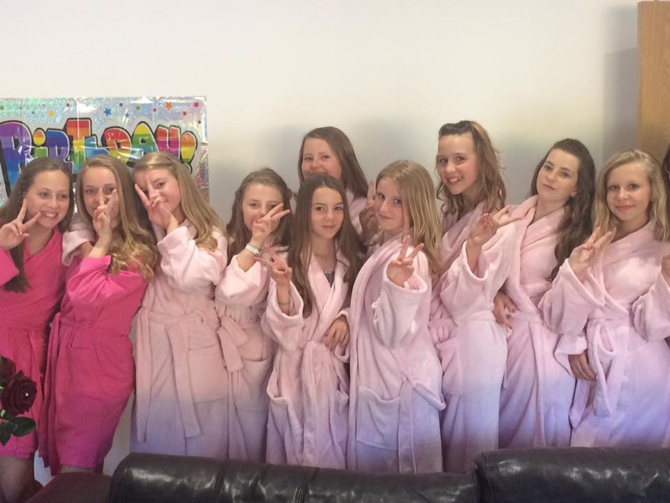 Girls Make Over Pamper Parties in Thurrock Essex