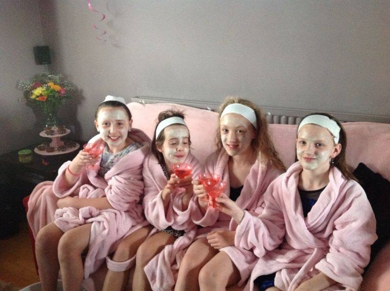 Mobile Pamper Parties In Hertfordshire For Teenagers
