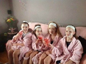 Pamper Parties The Medway Kent