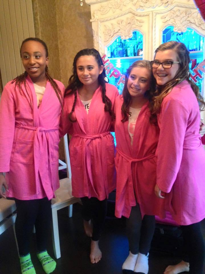Teen Make Over Pamper Parties In Cambridge