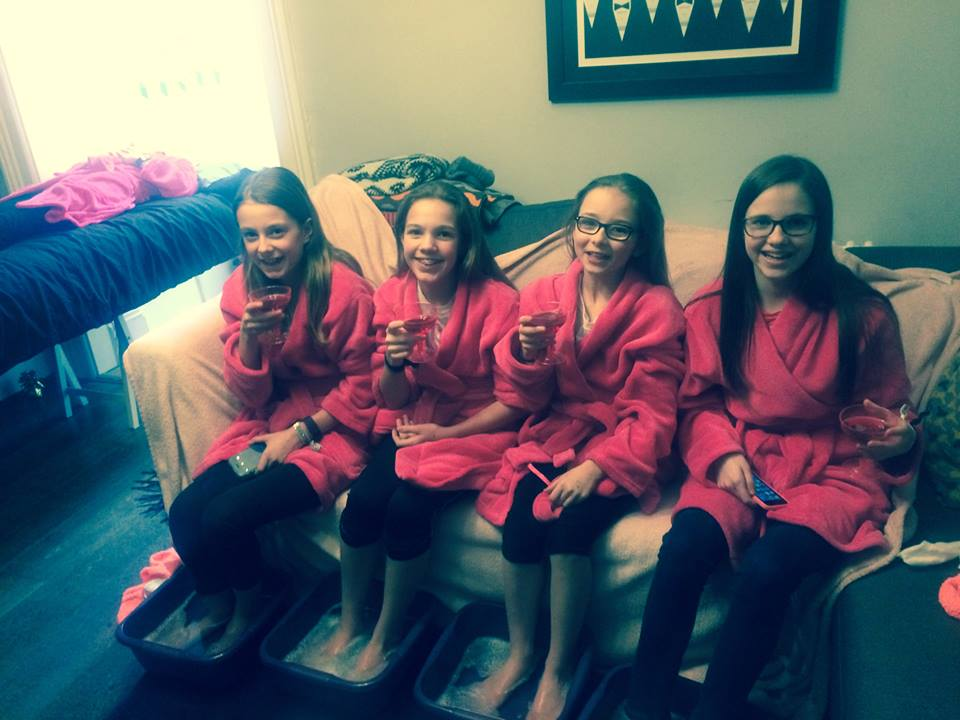 Recent Teen Spa Pamper Party In Chelmsford, Essex