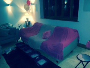 Pamper Parties Hertfordshire